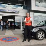 Sixt Autovermietung im Airport Friedrichshafen