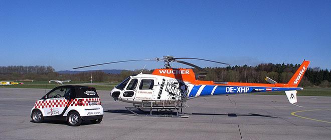 VIP Service Bodenseeairport Friedrichshafen